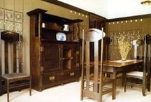 The Arts & Crafts Movement / Greene and Greene, Charles Rennie Mackintosh, and Gustav Stickley. What a fabulous new century!