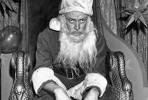 Creepy Christmas / Ho, ho, ho.