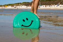 Frisbee Inspired