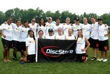 Disc Store Sponsored Leagues/Clubs/Teams