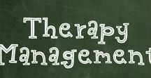 Therapy Management / Ideas for managing everything related to Speech/Language Therapy to make things just a little easier.