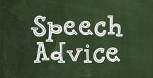 Speech Advice / Advice from veteran SLPs