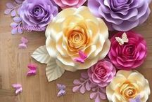 Paper Couture / Beautiful paper creations #WeLove