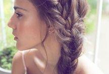 Flätor och hår