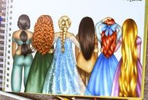 disney / all about the disney princesses