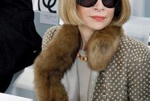 Anna Wintour - the absolute fashion icon