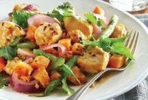 Recipes main dishes