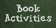Book Activities / Speech/Language Based Activities to pair with children's books.