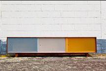 IRFD / NZ designed & handcrafted furniture.