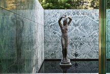 Ludwig Mies van der Rohe - My inspiration / Design inspiration - Mies van der Rohe