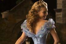 Sparkle like Cinderella / Let our little girl sparkle like Cinderella!