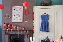 Children's bedroom ideas / Re-doing your little ones bedroom? Here are some fab ideas!