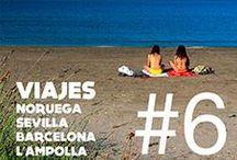 Revista GENTE AVIA #6 2015 Viajes