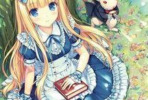 Manga,anime,...