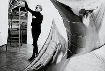 Andy Warhol / by Elizabeth Quillen