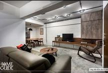 HDB Interior Design / All about interior design ideas and concepts for HDB in Singapore.