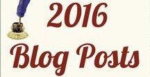 ^AuAu Blogs 2016 / Pinned images with direct links to all of our blog posts from 2016. Topics are forever relevant and Comments are always welcome! http://austenauthors.net
