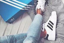 Best sneakers // ADIDAS & NIKE