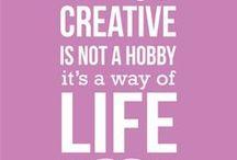 Craft Ideas! / Sparkly craft ideas!