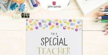 Celebrate Education / A collection of greeting cards to celebrate teachers and students.