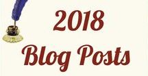 ^AuAu Blogs 2018 / Pinned images with direct links to all of our blog posts from 2018. Topics are forever relevant and Comments are always welcome! http://austenauthors.net