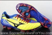 Mizuno Soccer Cleats