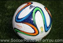 Soccer Match Balls