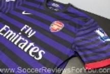 2012 English Premier League Kits