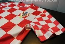Euro Cup 2012 Kits