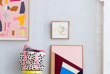 home decor & studio // / some home decor and studio inspiration.