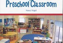 Classroom Organization for Preschool / Classroom Organization Ideas for Preschool, PreK and Kindergarten. How to setup your preschool centers and curriculum areas. Classroom layout and design. Hacks and tips for classroom and curriculum storage.