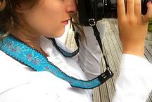 Our Women's Camera Straps / Capturing Couture meets Stylishooter shop at www.stylishooter.co.nz