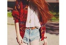 Spring/Summer outfits / by Helena