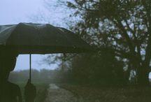 A Rainy Days ☔️ / Im the Happiest when it rain