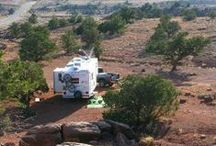 RV Living or How We Roll / My wife and I are gearing up for  a new lifestyle. / by Bill Davis
