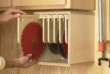 Woodworking / Workshop tips