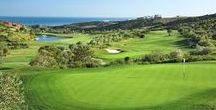 Golf in Spain / Book golf packages to the Costa del Sol http://spainguides.com/golf-holidays-spain/golf-on-the-costa-del-sol/