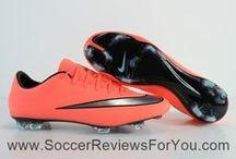 Nike Mercurial X & Superfly