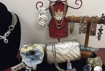 Mines & Finds Jewelry, Etc. Store pics / Created jewelry & special finds!
