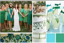 Wedding Decor and Color Schemes / by Melissa Faigeles