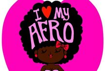 I am not my hair - Afro