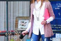 SAUTOIR / Inspirations on how to wear the sautoir