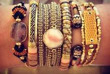 BOHO JEWELRY / Inspiration on how to wear Boho jewellery