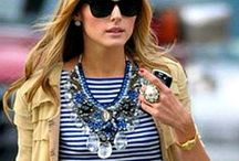 STATEMENT NECKLACE / Inspiration on how to wear the statement necklace