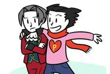 Ace Attorney / Here you will find interesting images of Ace Attorney games! (funny, gifs, images, etc) :3