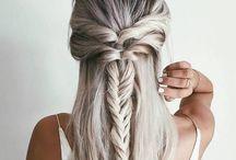 Frisure & hår