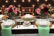 EECO Styled Tablescapes