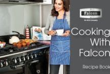 Falcon Range Cookers - Made in UK / Range Cookers - Made in UK. Manufactured in the UK by Falcon, an AGA company building cookers since 1830, these cookers are available in 90cm, 100cm & 110cm. These multi function cookers are ideal for those that desire a distinctive look and high culinary standards. Our message to all customers is simple - 'Quality is not expensive… it's Priceless'.