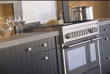 Genesi by STEEL - Made in Italy / STEEL = Stile in Cucina - The GENESI Range of Appliances by Steel - who are also the manufacturer of the Ascot & Primo Ovens & Cookers & Rangehoods. Originating from the Po family company est. 1922 STEEL was born in 1999 and immediately promoted itself as a specialist in design and manufacture of sophisticated stainless steel range cookers for the domestic market. A company created by the third generation of a family who claim a major role in the World of cookers.