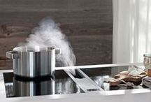 BORA - Made in Austria & Germany / BORA - Downdraft & Induction or Gas Cooktop Systems - All in ONE - All from ONE  Source